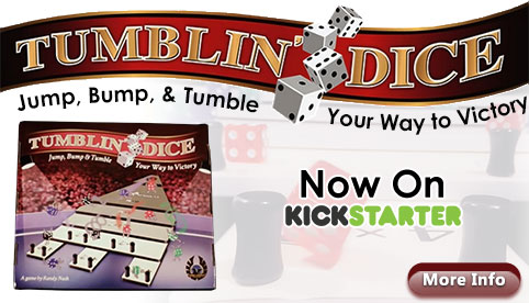 Tumblin' Dice Kickstarter