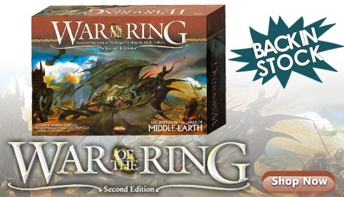 War of the Ring Second Edition Reprint