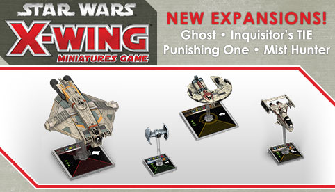 X-Wing Expansion