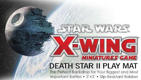 X-Wing Death Star II Play Mat