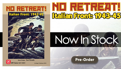No Retreat The Italian Front