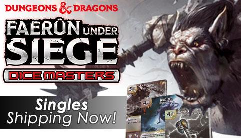 Dungeons and Dragons Faerun Under Siege