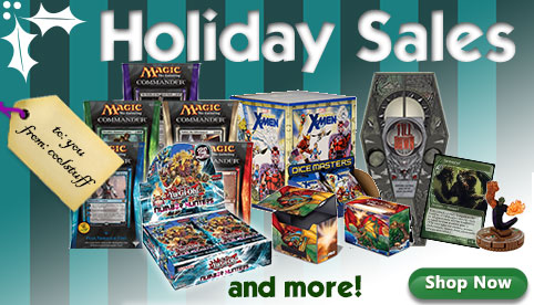 Holiday Sale MTG