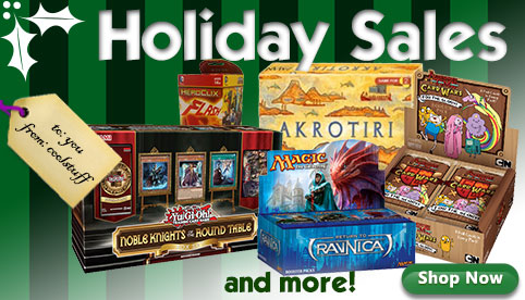 Holiday Sale Yugioh