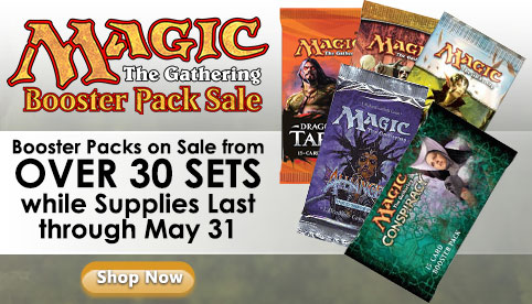 Booster Pack Sale