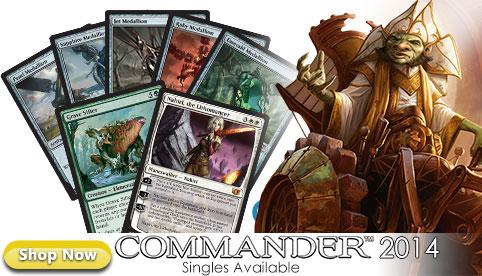 Commander Singles