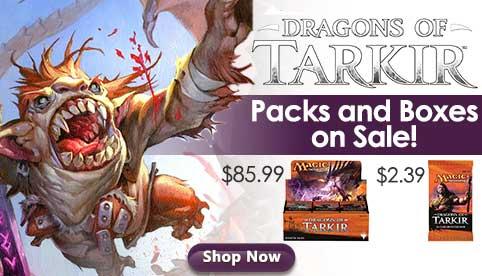 Dragons of Tarkir Sale