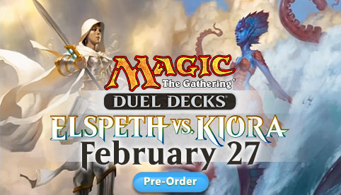 Duel Deck: Elspeth vs. Kiora