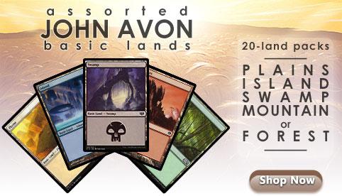 John Avon Lands