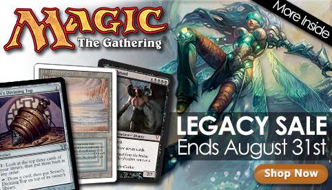 Legacy Sale