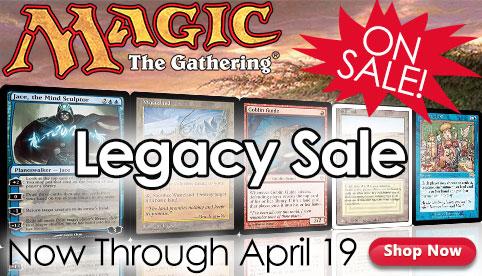 MTG Legacy Sale