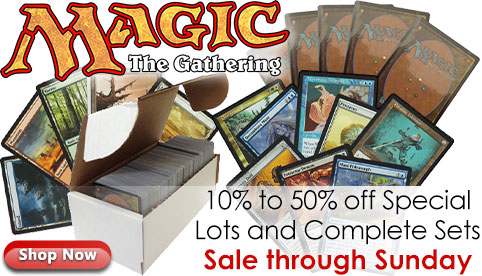 MTG Special Offers Sale