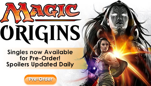Magic Origins Pre-Order