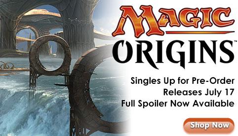 Magic Origins Pre-Order