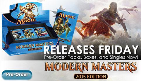 Modern Masters 2015 Edition