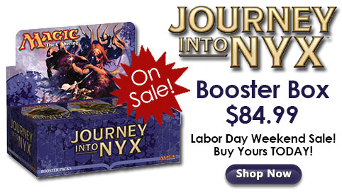 Journey into Nyx Booster Box Sale