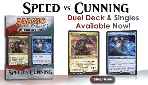 Speed vs. Cunning