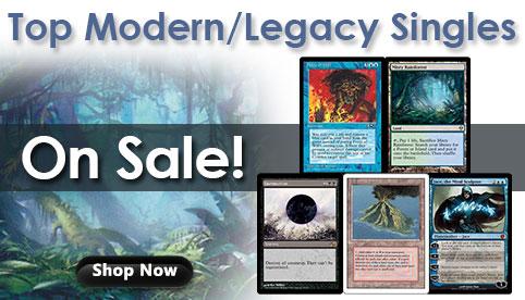 Top Modern Legacy Singles Sale