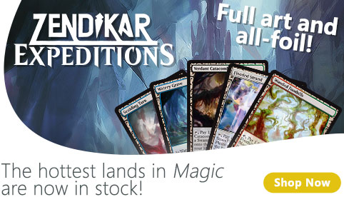 Zendikar Expeditions