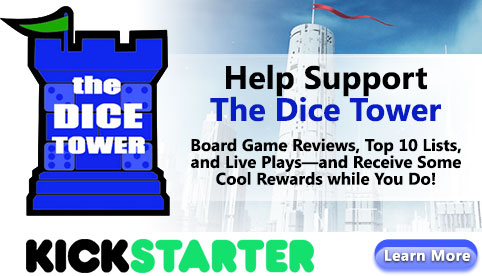 The Dice Tower Kickstarter