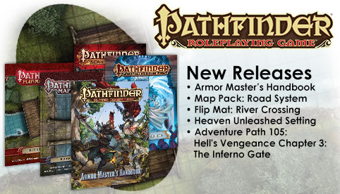 Pathfinder Releases, April 27, 2016