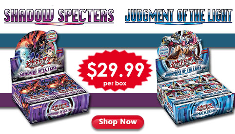 Shadow Specters Judgment of the Light Booster Box Sale
