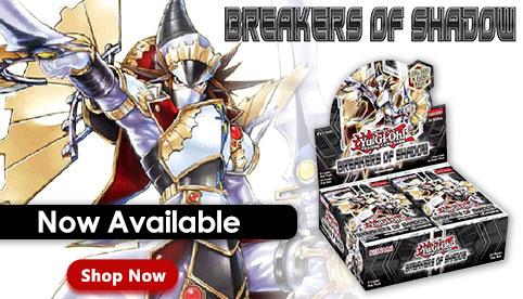 Breakers of Shadow