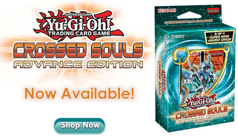 Crossed Souls Advance Edition