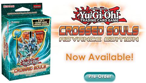Crossed Souls Advance Edition