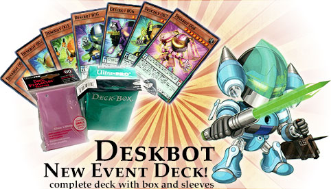 Deskbot Event Deck