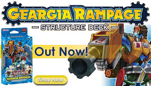 Geargia Rampage