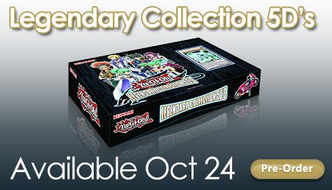 Legendary Collection 5D's