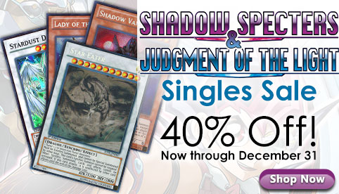 End of Year Singles Sale