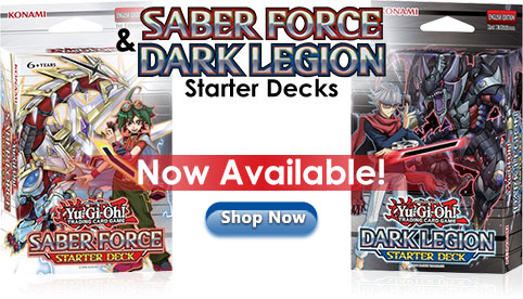 Saber Force & Dark Legion