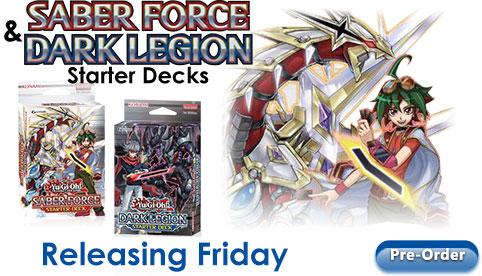 Saber Force & Dark Legion