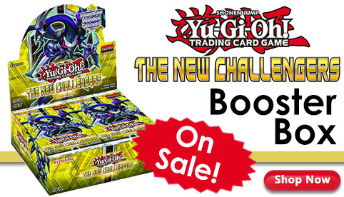 The New Challengers Booster Box Sale