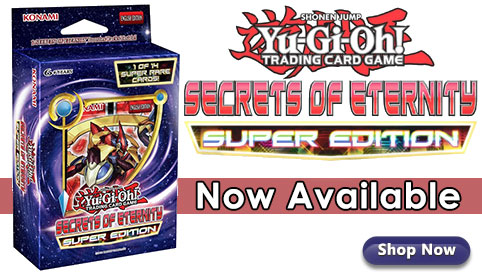 Secrets of Eternity Super Edition Box
