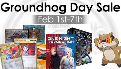 Groundhog Day Sale