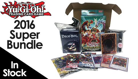Yugioh 2016 Super Bundle