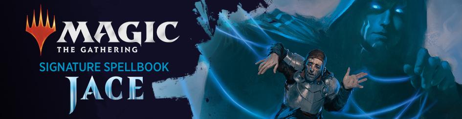 Magic - Signature Spellbook: Jace