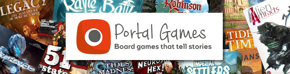 Board Games - Portal Publishing