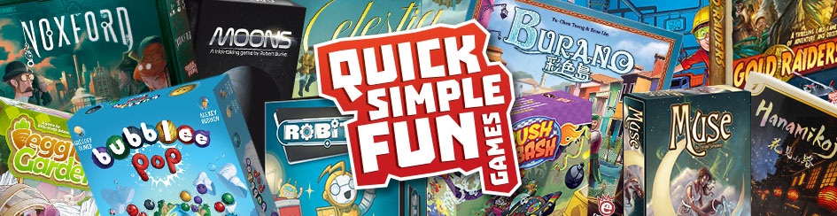 Board Games - Quick Simple Fun