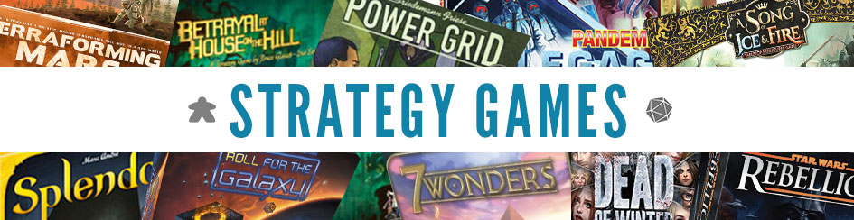 Board Games - Strategy Games