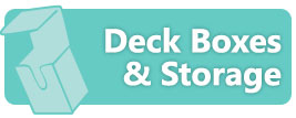 deck boxes & storage