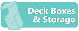 deck boxes & storage
