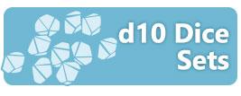 D10 Dice Sets