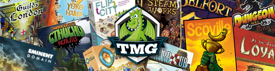 Board Games - Tasty Minstrel Games
