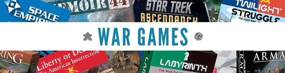 Board Games - Wargames