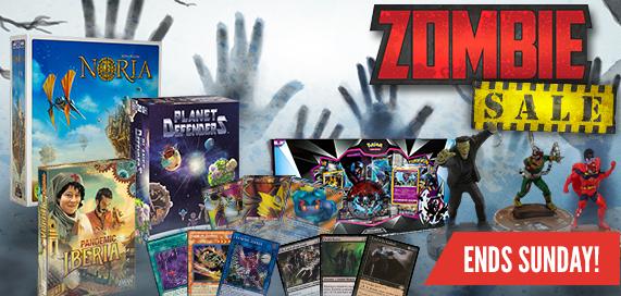 Zombie Sale