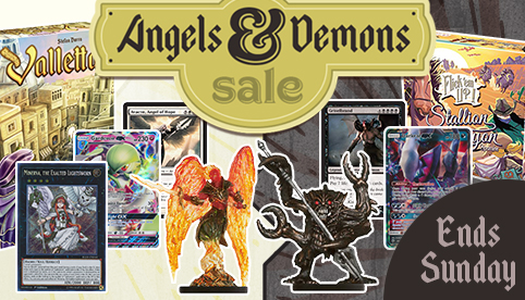 Angels and Demons Sale